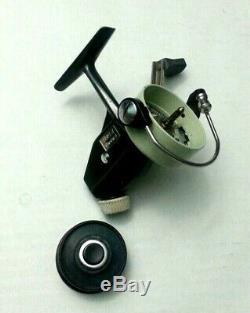 Vintage Zebco Cardinal 3 Ultra Light Spinning Reel Sweden 760500 -works Fine