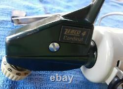 Vintage Zebco Cardinal 4 Made in Sweden Spinning Fishing Reel