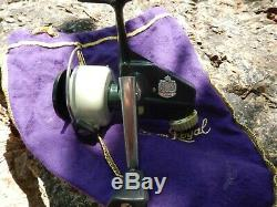 Vintage Zebco Cardinal 4 Spinning Reel AAA MINTY