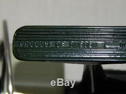Vintage Zebco Cardinal 4 Spinning Reel Made In Sweden Serial # 097000