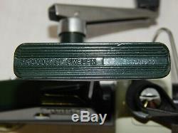 Vintage Zebco Cardinal 4 Spinning Reel Made In Sweden Serial # 770500