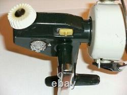 Vintage Zebco Cardinal 4 Spinning Reel S/N 047000 Made In Sweden