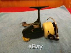 Vintage Zebco Cardinal 4 Spinning Reel S/n 740800 Sweden Fishing Reel