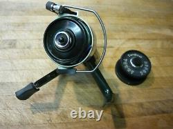 Vintage Zebco Cardinal 4 Spinning Reel With Spare Spool Made in Sweden