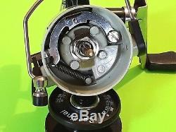 Vintage Zebco Cardinal 4 Spinning Reel/with box and paper work
