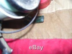Vintage Zebco Cardinal 7 Reel Saltwater Proof Sweden Fishing Reel WithExtra Spool