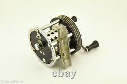 Vintage Zebco / Langley Lurecast Model 330 Antique Bait Casting Fishing Reel