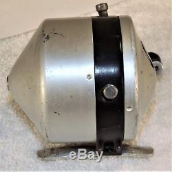 Vintage Zebco Reel Zero Hour Bomb Co. Pat. Pend Tulsa Okla