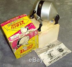 VintageZebcoReel Set Zero+11+22+33+44+55+66+89202+404+606+707+Boxes+Papers