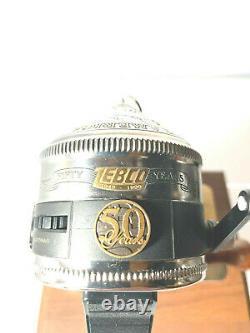 ZEBCO 33 REEL 50TH ANNIVERSARY #804 OF 1000 COMMEMORATIVE- vintage