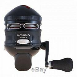 ZEBCO Zebco OMEGA PRO Omega Pro Z03PRO Spin Cast Reel Closed Face Reel Pa NEW