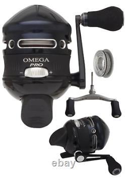 Zeb Omega-pro 7bb-3.4-m Spincast