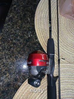 Zebco 202 Fishing Pole