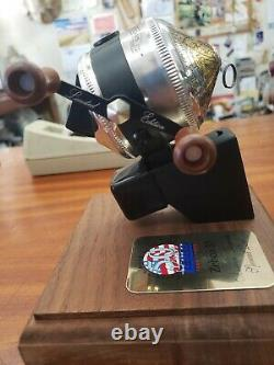 Zebco 33 Reel 50th Anniversary #530 Out Of 1000 Made Commemorative Rare