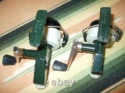 Zebco Abu Cardinal 3 And 4 Spinning Reels Vgc Made In Sweden