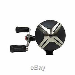 Zebco Bullet Spincast Reel with Reel Cover Adjusts for Left or Right Hand Ret
