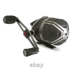 Zebco Bullet Spincasting IM8 Rod and Durable All-Metal Reel Reel Fishing Combo