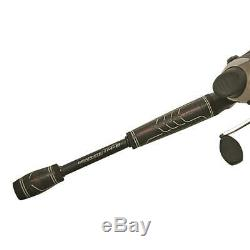 Zebco Bullet Spincasting Rod and Reel Fishing Combo New+Free Ship