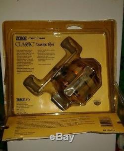 Zebco CGC One Classic Crankin' Reel 1988