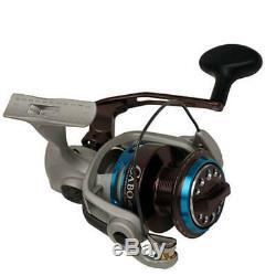 Zebco CSP40PTSEBX2 Cabo Saltwater 5.31 Gear 8BB Sz40 Fishing Spinning Reel