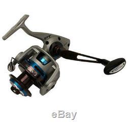 Zebco CSP50PTSEBX2 Cabo Saltwater 5.31 Gear 5BB Sz50 Fishing Spinning Reel