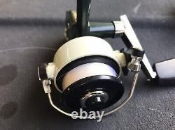 Zebco Cardinal 3 Spinning Reel With 2 Extra Spools SN 750300 Made In Sweden