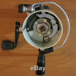 Zebco Cardinal 3 Ultra -Light Spinning Reel Original Booklet Sweden #811101 Nice