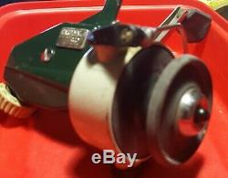 Zebco Cardinal 4 Orig Cond Fishing Spinning Reel