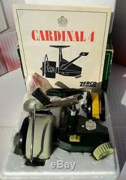 Zebco Cardinal 4 Spinning Reel
