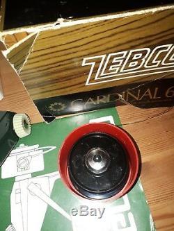 Zebco Cardinal 6 Abu Cardinal 6 mit Box