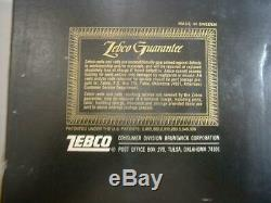 Zebco Cardinal 7, NIB, A True Show pc. Add to collection or fish the big ones