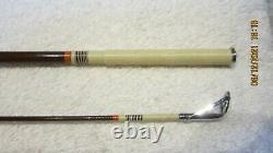 Zebco Centennial 600 Rod and Reel #4060 5' 6'' Rare Collectible BEAUTIFUL