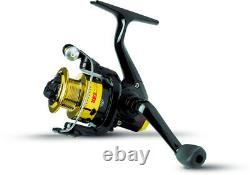 Zebco Cool Lite FD 305 Fishing Front Drag Fixed Spool Spinning Reels 20 Pieces