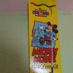 Zebco Disney Mickey Mouse Fishing Rod And Reel Brand New fs