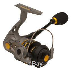 Zebco Fin Nor Lethal Spinning Reel #30 5.21 Ratio Mono 10lb/150yd LT30BX3
