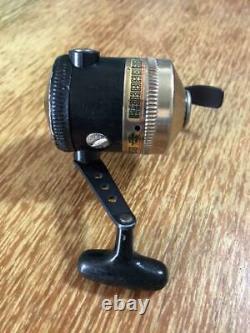 Zebco OMEGA 144 Vintage Spinning Reel N2991