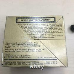 Zebco OMEGA 171 gold Spinning Reel
