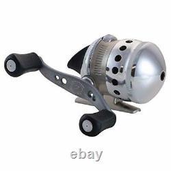 Zebco Omega Spincast Fishing Reel, 7 Bearings (6 + Clutch), Instant Anti-Reverse