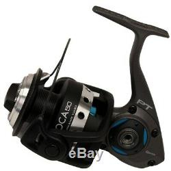 Zebco Quantum BSP50PTSEBX2 Boca 5.21 Saltwater Spinning Fishing Reel