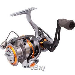 Zebco Quantum Energy PTI Trout Fishing Reel With Extra Spool 5.21 Gear Ratio