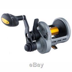 Zebco Quantum LTL20II BX2 Lethal 2-Speed LD Trolling Reel 6.21/3.01 Fishing
