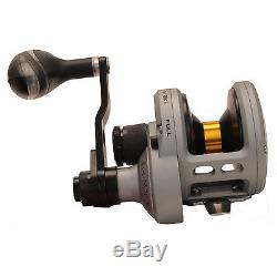 Zebco / Quantum Lethal 2-Speed LD Trolling Reel 16sz