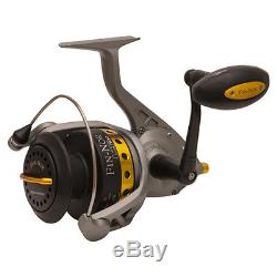Zebco / Quantum Lethal Spinning Reel Size 100, 4.91 Gear Ratio, 45' Retrieve R