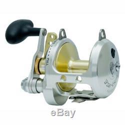 Zebco Quantum MA20IIA BX1 Fin-nor Marquesa Lever Drag 2-Speed Reel Fishing