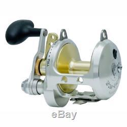 Zebco Quantum MA40IIA BX1 Fin-nor Marquesa Lever Drag 2-Speed Reel Fishing