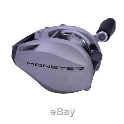 Zebco / Quantum Mo300spt, Bx3 Monster Pt 6.41 Rh Baitcast Reel, 28rr, 5 Bearings