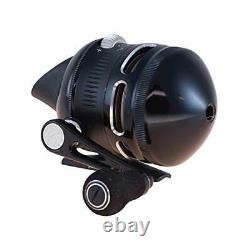 Zebco / Quantum OMEGA PRO 3SZ SC REEL 10 Black One Size ZO2PRO06BX3