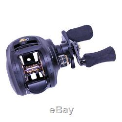 Zebco / Quantum Shd200ppt. Bx2 Smoke Heavy Duty 200 Rh 5.31 Bc Reel