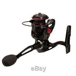 Zebco / Quantum Smoke S3 PT Inshore Spinning Reel Size 15 Ambidex. SM15XPT. BX2