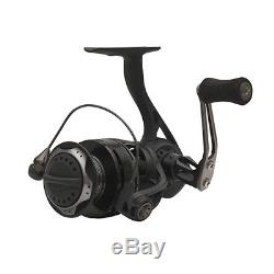 Zebco / Quantum Smoke S3 PT Inshore Spinning Reel Size 25, 6.01 Gear Ratio, 32